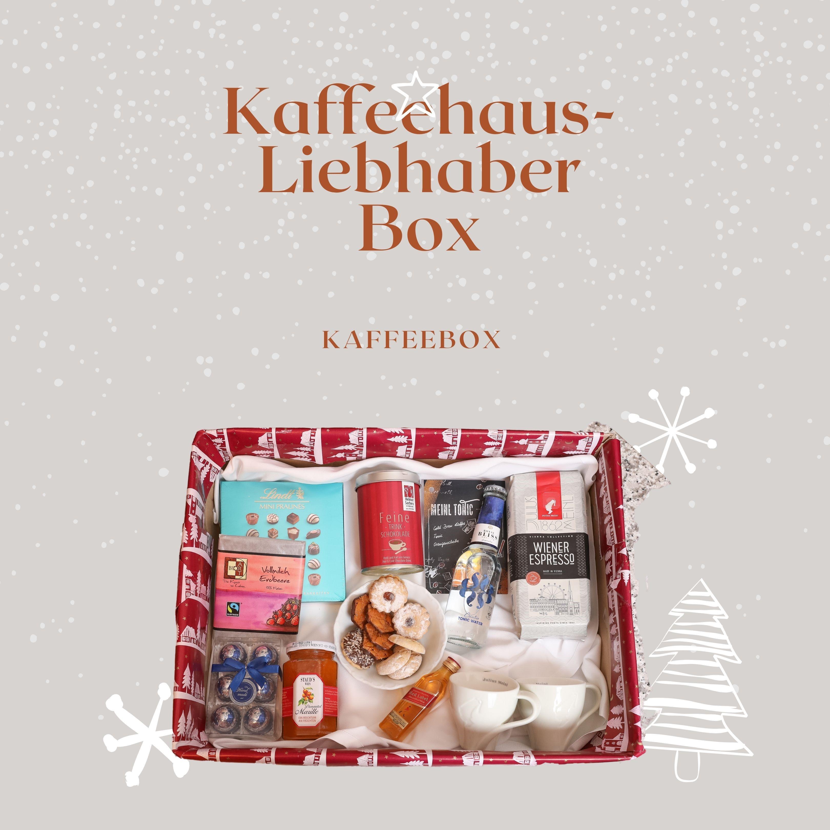 Kaffee-Box inkl. 50€-Gutschein