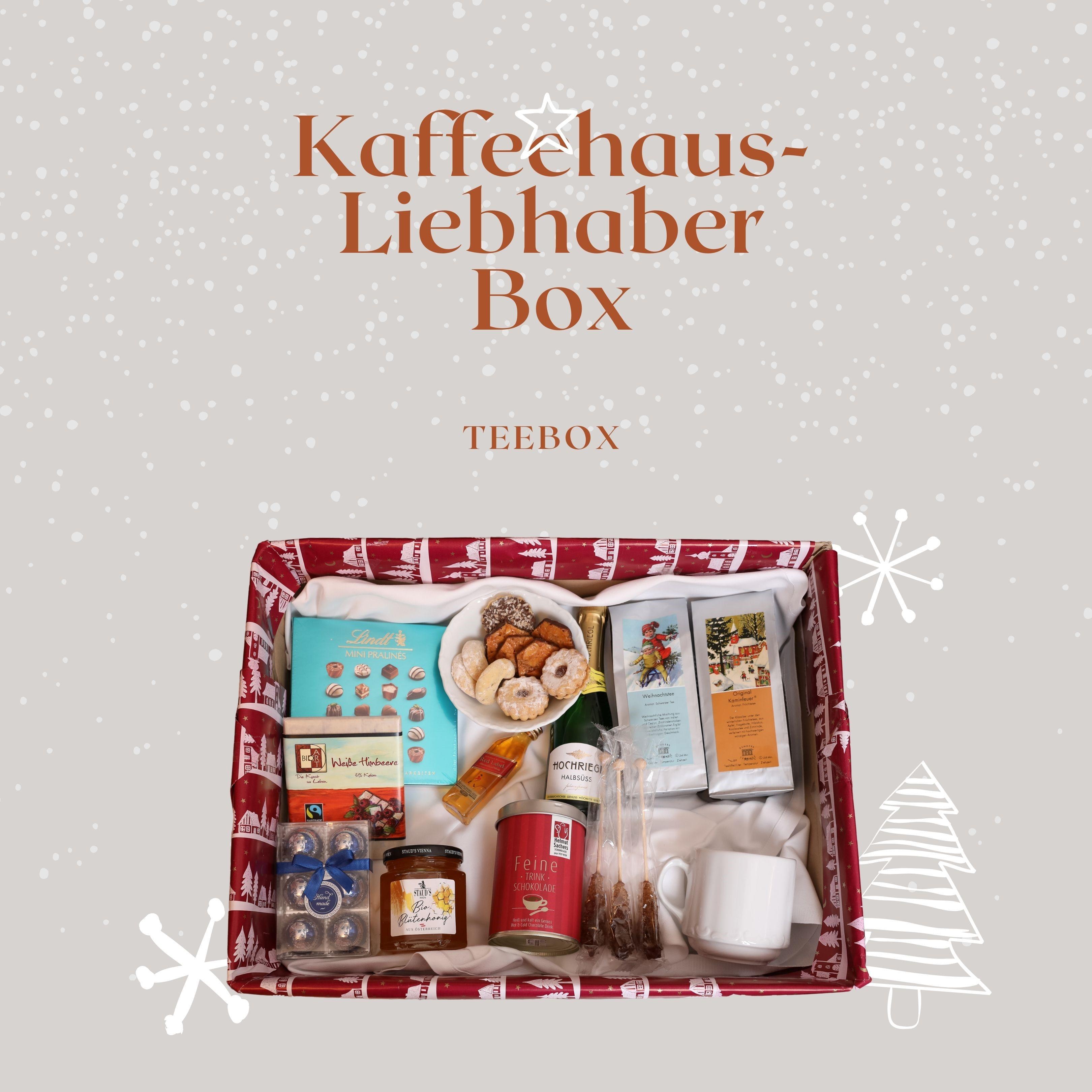 Tee-Box inkl. 30€-Gutschein